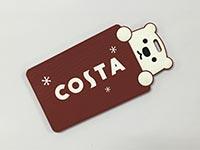 QQ family卡通行李牌